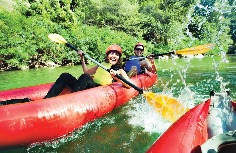 Die beliebtesten Wassersportarten in Deutschland